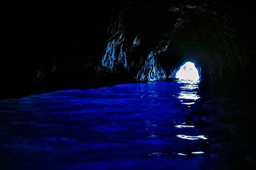 Blue Grotto Capri 206