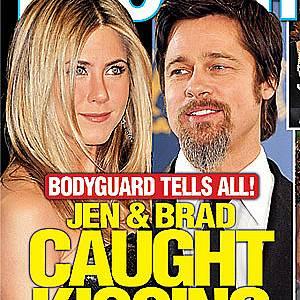 Брад Пит и Дженифър Анистън се срещат тайно