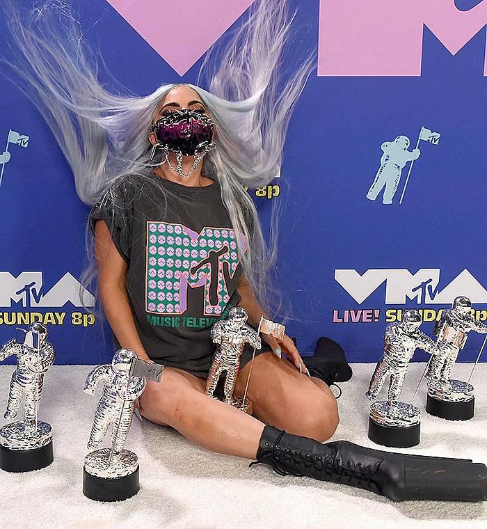 Lady Gaga е големият победител на MTV Video Music Awards 2020