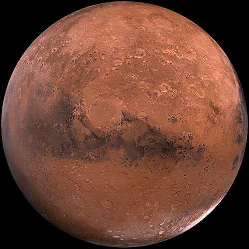 Бури и влиянието на Слънцето са причина за изчезването на водата на Марс