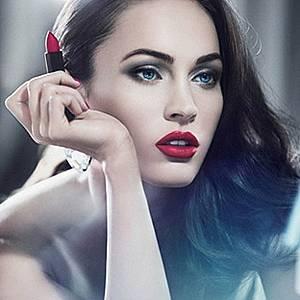 Меган Фокс за Giorgio Armani Beauty 2011 (снимки + видео)