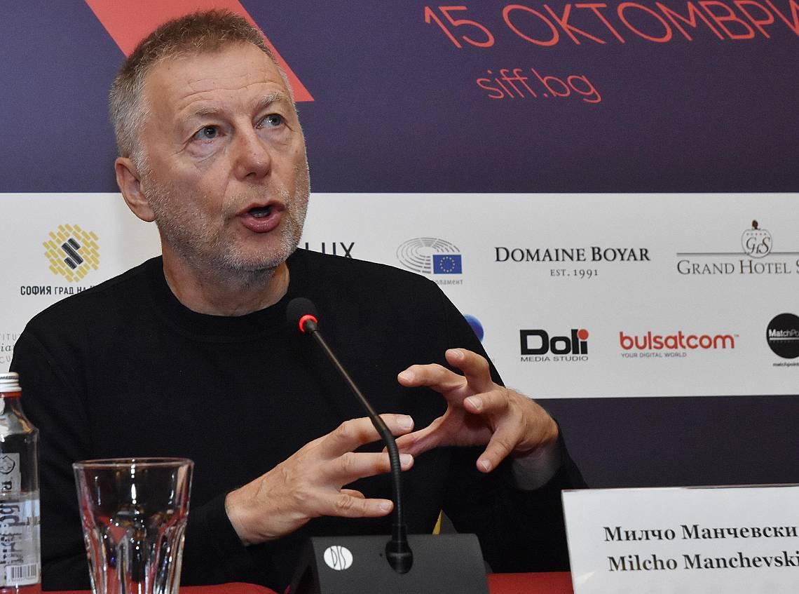 Милчо Манчевски