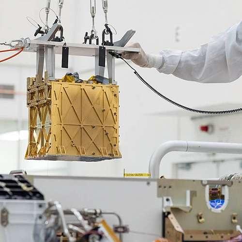 """Роувърът """"Пърсивиърънс"""" извлече кислород от марсианската атмосфера"""