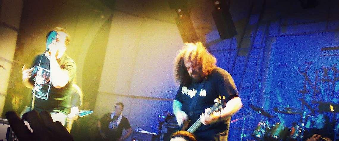 Напалм дет (Napalm Death), 2007 г.