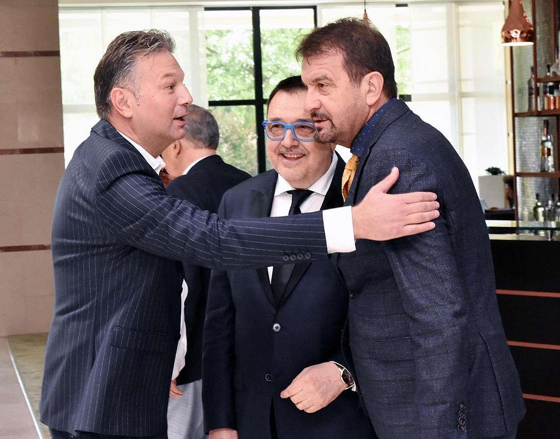 Ники Дойнов и Ники Кънчев