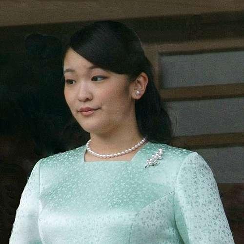Японска принцеса се омъжи за своя избраник, който няма благородническо потекло
