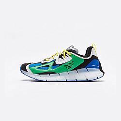 Reebok Zig Kinetica Concept Type_2, синьо/зелено/бяло