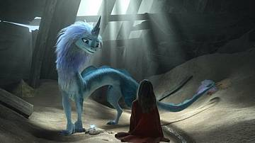 Рая и последният дракон с нов вълнуващ трейлър!