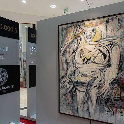 """Къде в София гостува """"Най-скъпата арт галерия в света""""?"""