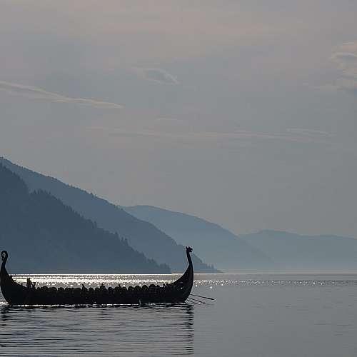 Викингите са прекосили Атлантическия океан преди 1000 години