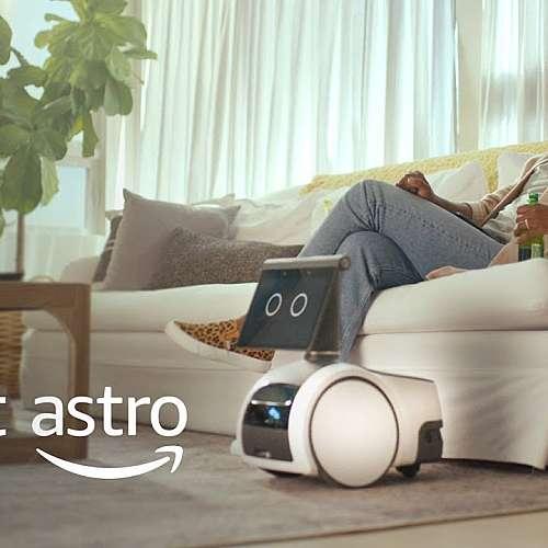 "Компания ""Амазон"" представи домашния робот Астро"