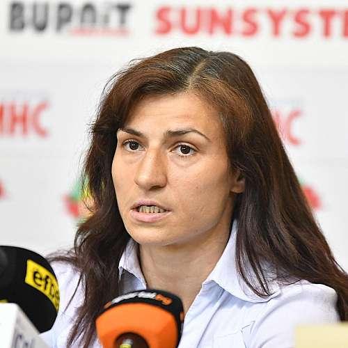 Стойка Кръстева: На младото поколение пожелавам да спортуват
