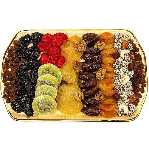 7 причини да хапваме сушени плодове