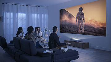Samsung представи The Premiere - прожектори с късо разстояние на прожектиране