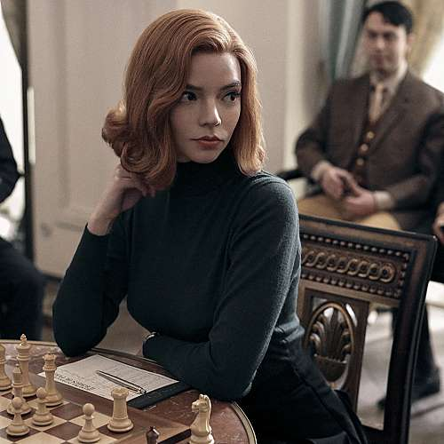 Легендарна грузинска шахматистка съди Нетфликс за сексизъм