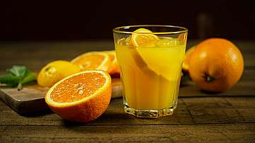 Портокаловият сок е полезен за здравето