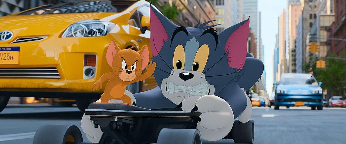 Том и Джери, 2021