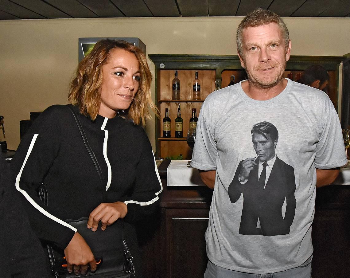 """Силвия Петкова и Юлиан Вергов на премиерата на """"Пепел върху слънцето"""" в кино """"Люмиер"""""""