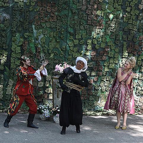 """В София започва фестивалът """"Опера в парка"""""""