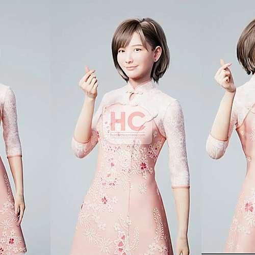 Huawei представи виртуалния си персонаж