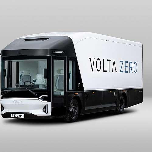 Volta Zero - изцяло електрически 16-тонен камион