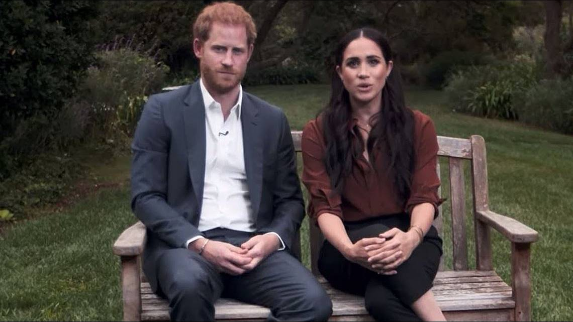 "Meghan Markle has revealed the ""unbelievable grief"" she and Prince Harry experienced after she suffered a recent tragic miscarriage.    Meghan describ..."