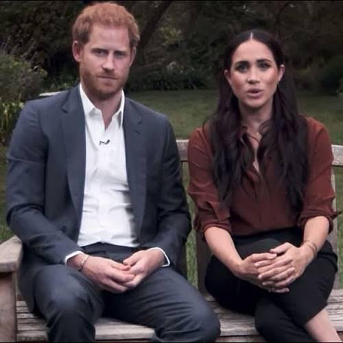 Меган Маркъл и принц Хари ще правят подкаст