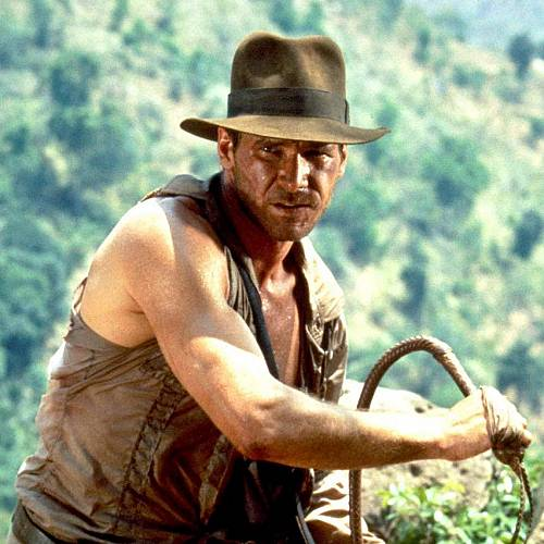 За пети и последен път: Харисън Форд в ролята на Индиана Джоунс