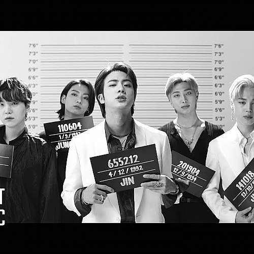 """BTS за пета седмица  е начело на класацията  на """"Билборд"""" за сингли"""