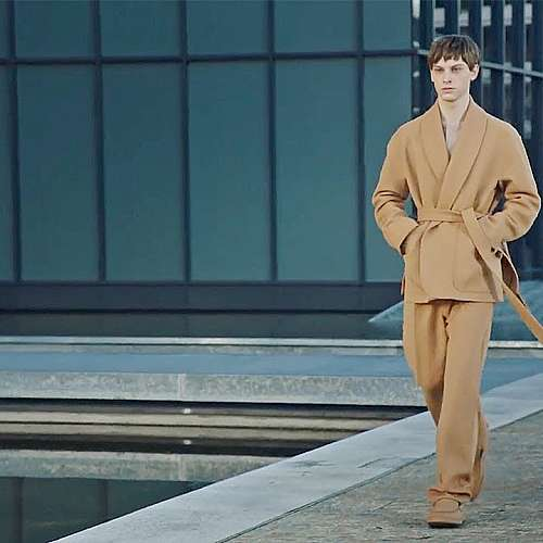 Седмицата на мъжката мода в Милано започна с виртуално ревю