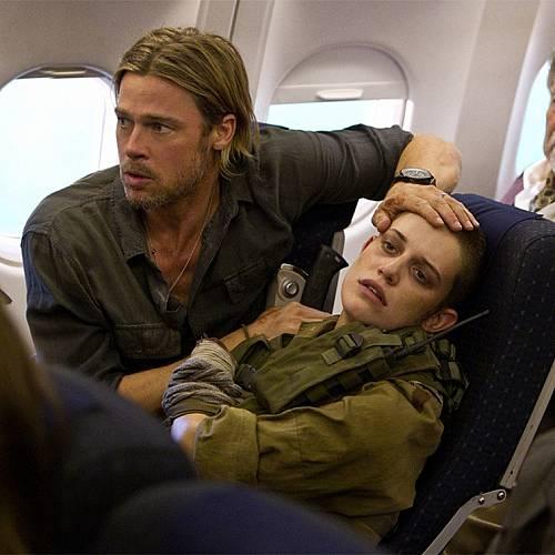 """""""Z-та световна война"""" се оказа най-печелившия филм на Брад Пит"""