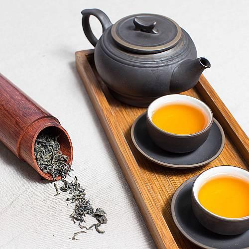 Зеленият чай е полезен за сърцето
